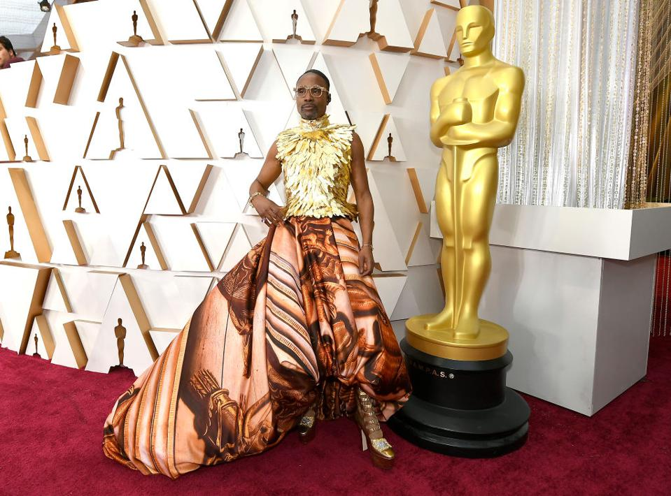 92nd Annual Academy Awards - Red Carpet - Billy Porter