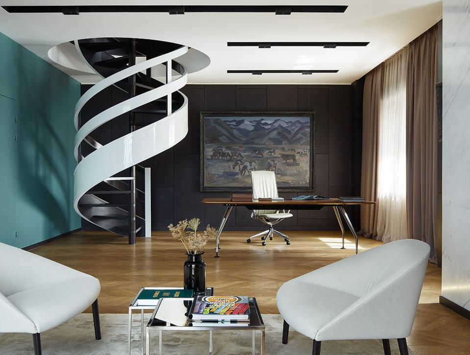 Interior design and architecture by Assel Baimakhan