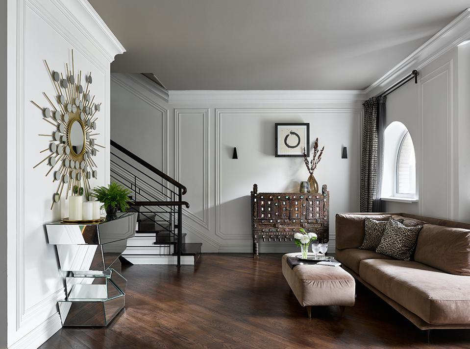 Interior design by Assel Baimakhan