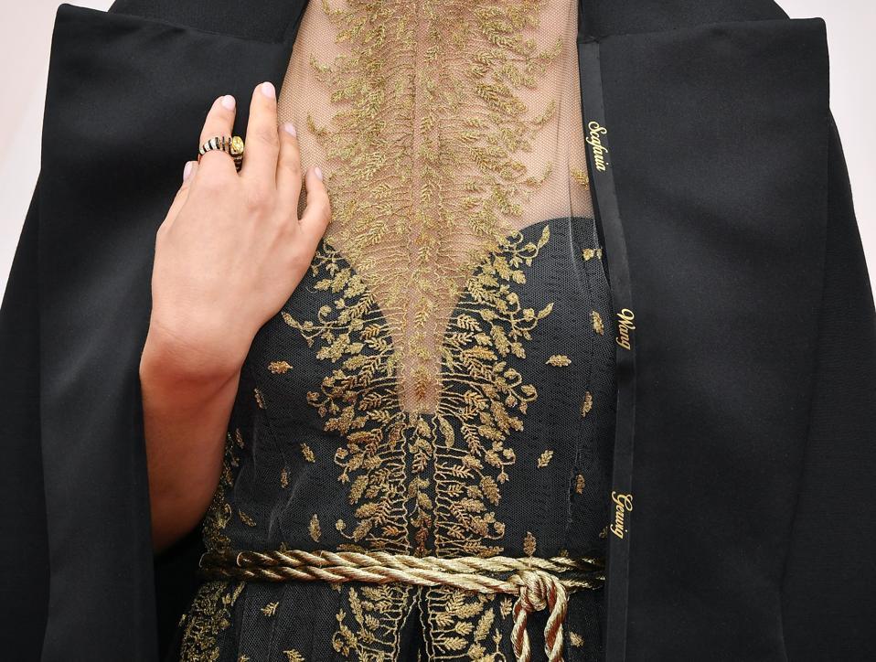 The female directors named on Natalie Portman's Dior Cape Oscars 2020