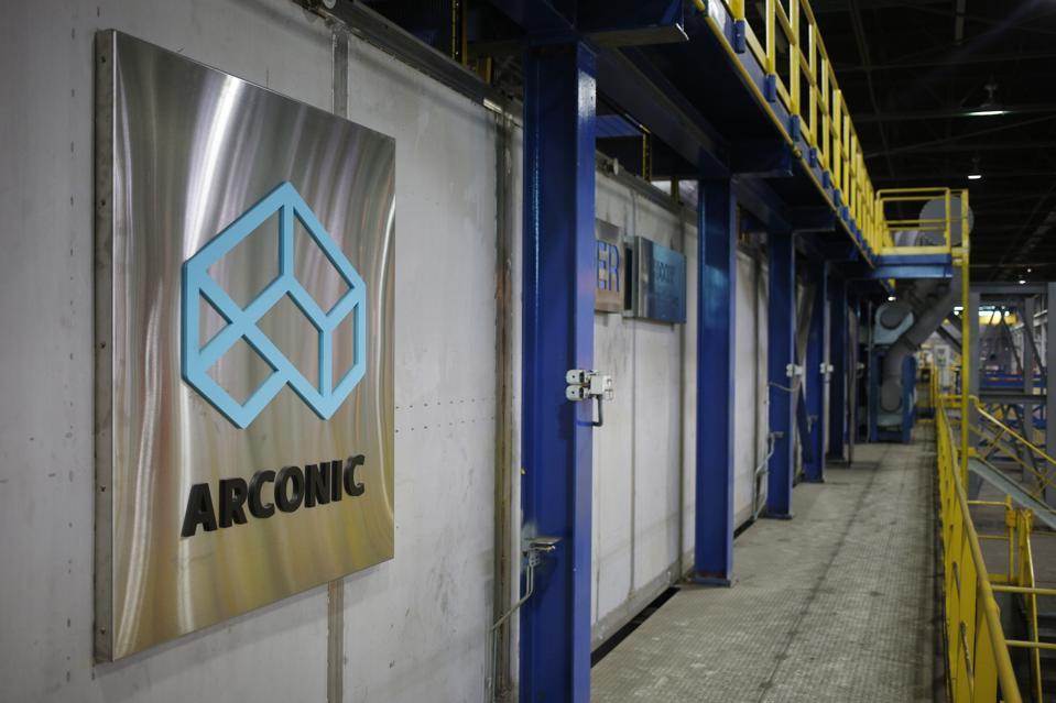 ARCONIC EARNS