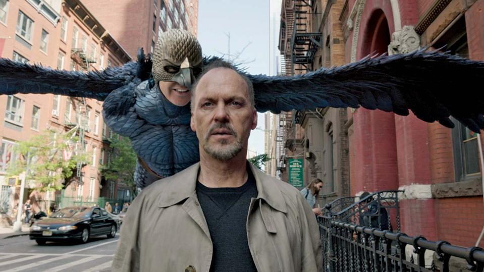 Michael Keaton in 'Birdman'