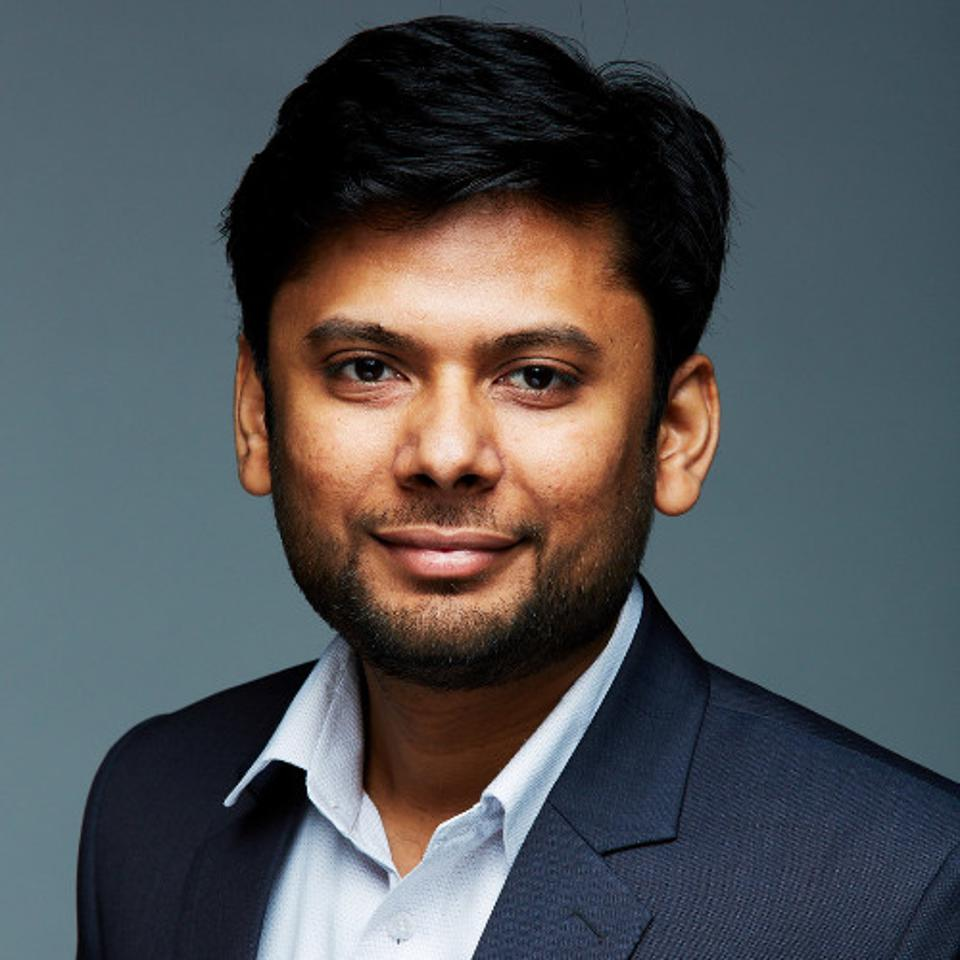 Mayur Saxena, CEO and founder of Droice Labs