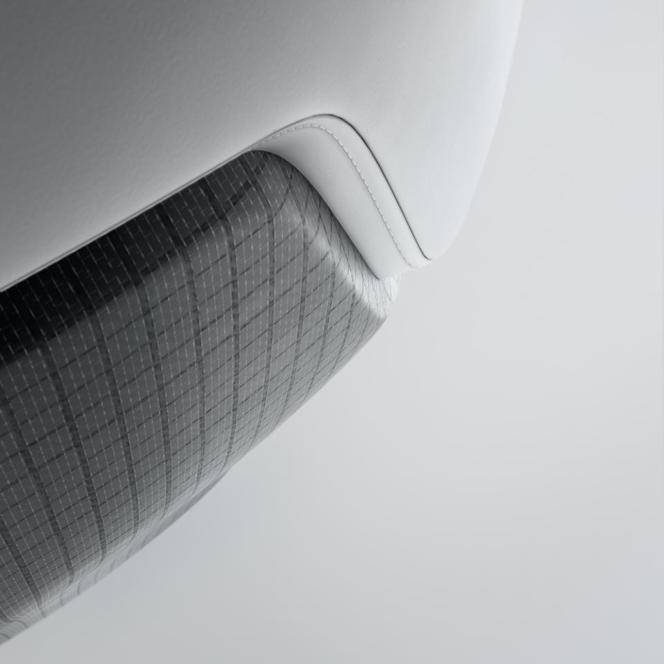Polestar cars uses novel vegan materials for its interiors