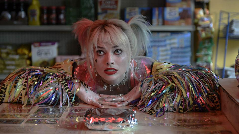 Margot Robbie in 'Birds of Prey (And The Fantabulous Emancipation of One Harley Quinn)'
