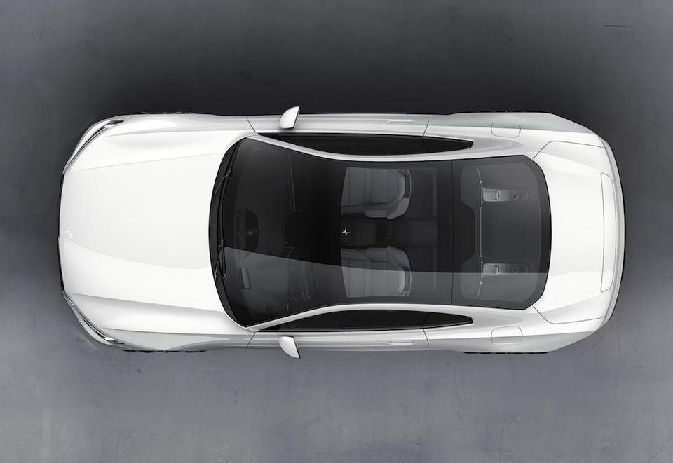 Polestar 1 is the company's pinnacle car
