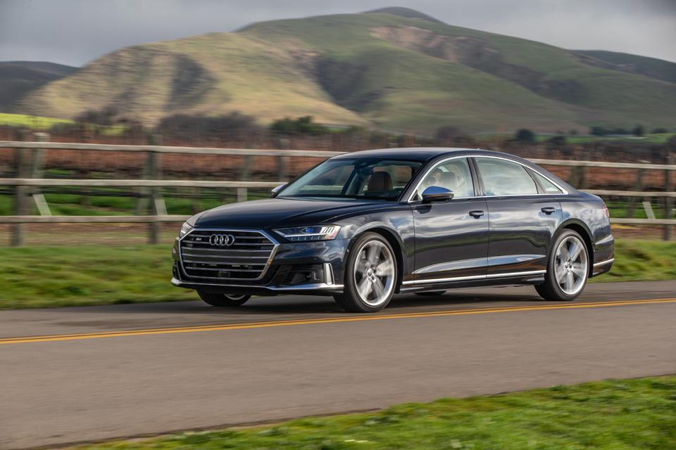 2020 Audi S8 All You Need To Know