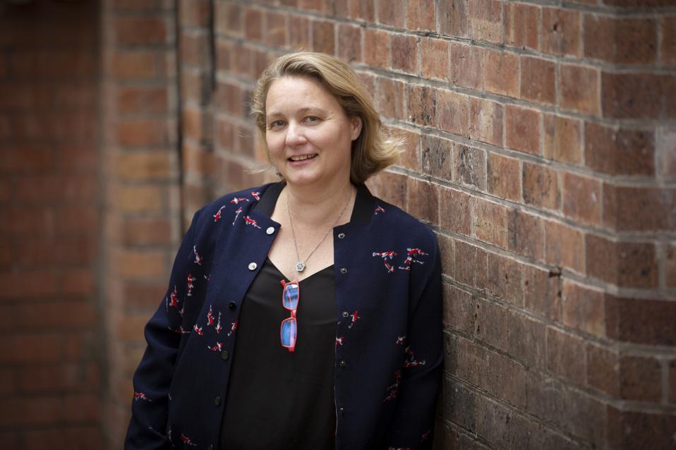 Everledger CEO, Leanne Kemp