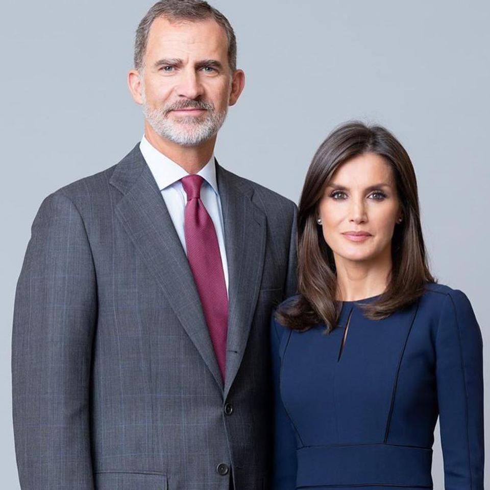 new great photos of Spanish royals