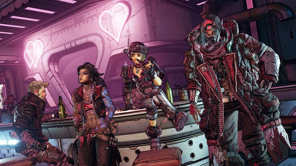 'Borderlands 3' Reveals Broken Hearts Event, Level Cap Increase And More