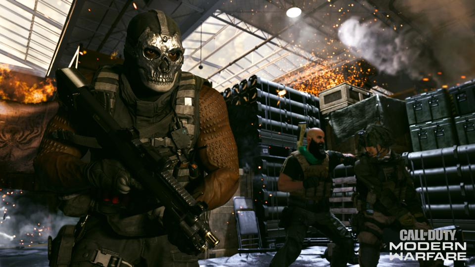 Call Of Duty Modern Warfare Season 2 Is Now Live With A Very Big
