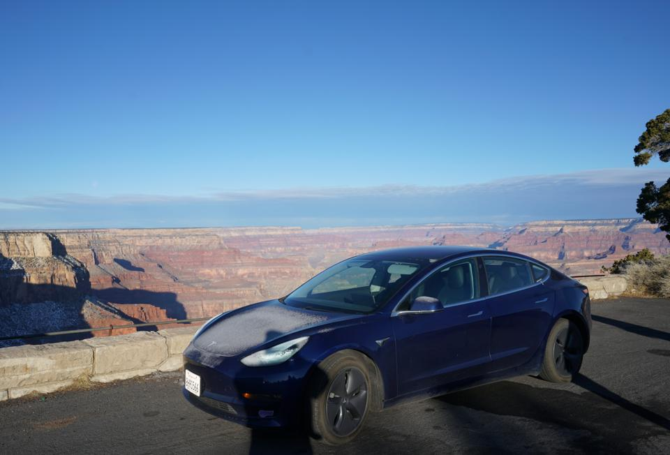 Top Seventeen Surprises From The First Year Of Driving A Tesla EV