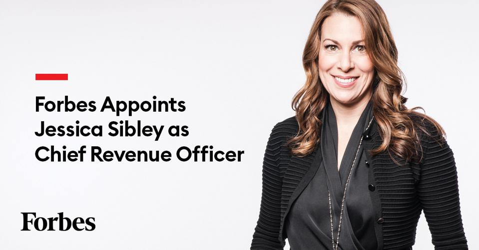 Jessica Sibley, Forbes
