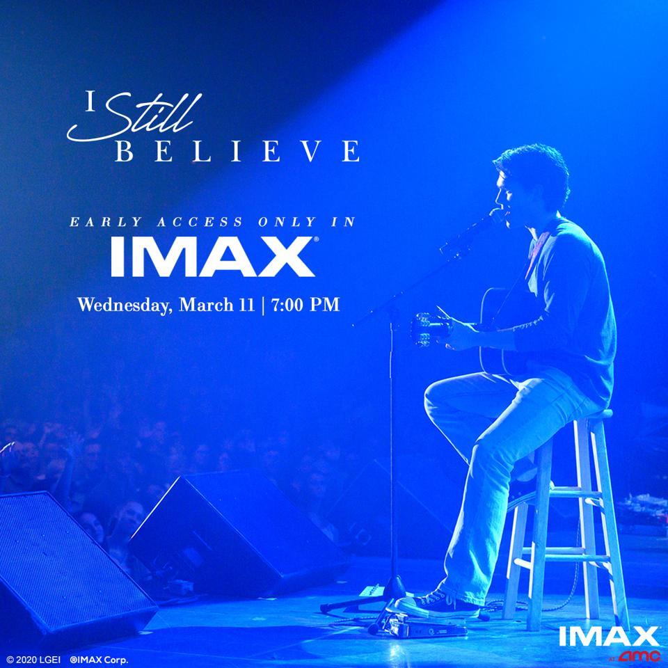 KJ Apa in 'I Still Believe'
