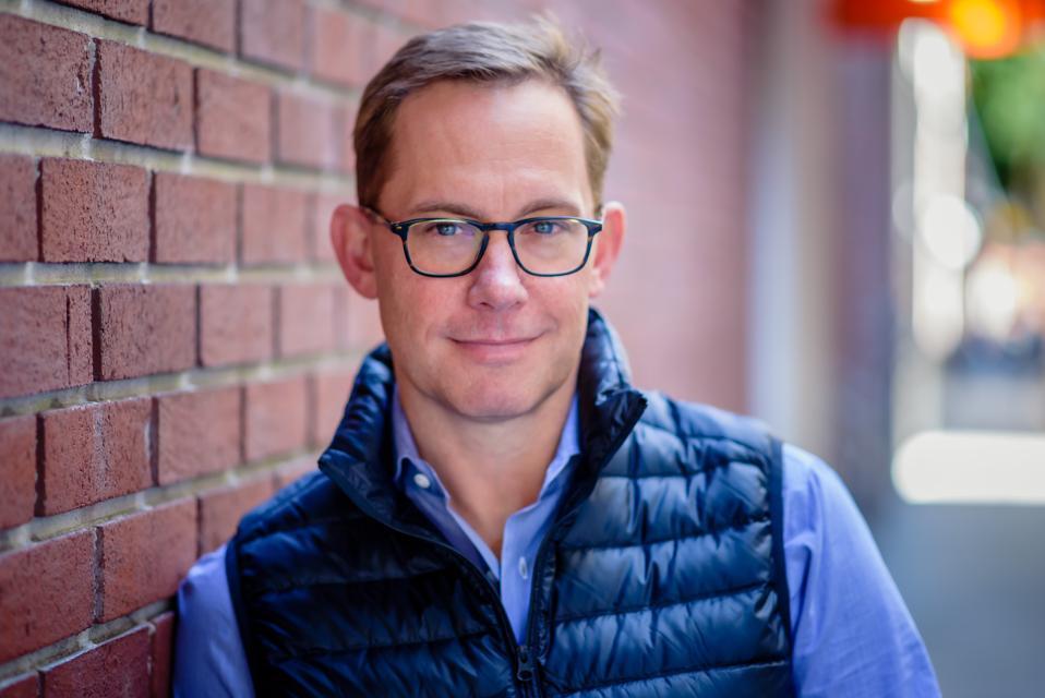 Chime CEO Chris Britt
