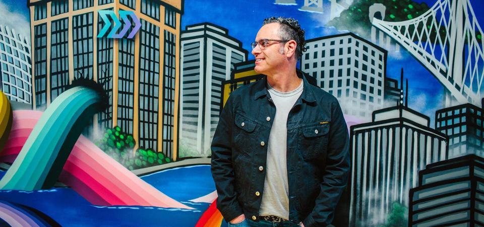 Jason Gardner, Marqeta CEO