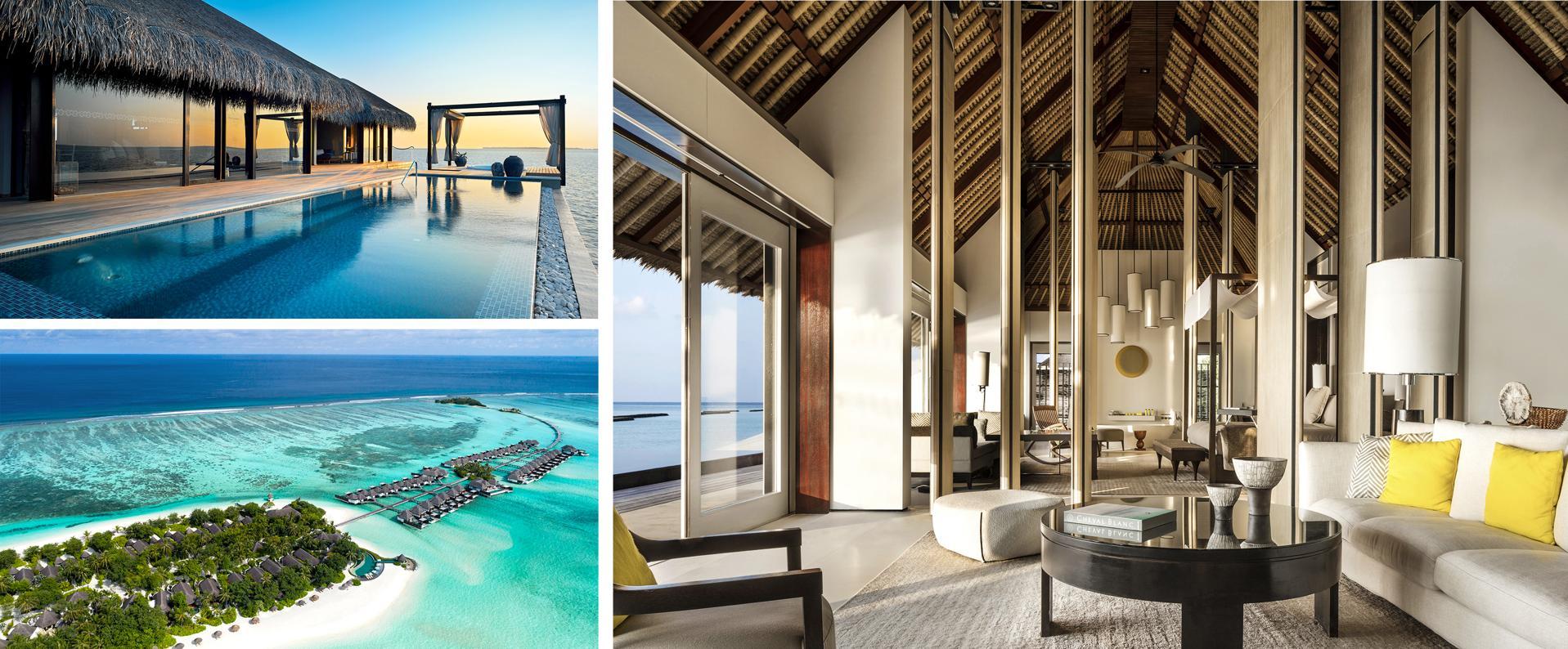 D'Antigua à Tahiti, les nouveaux hôtels cinq étoiles du guide de voyage Forbes pour 2020