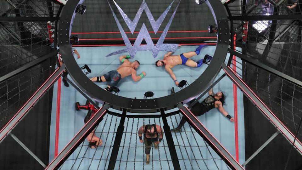 WWE Elimination Chamber 2020: Roman Reigns vs. John Cena vs. Finn Balor and more
