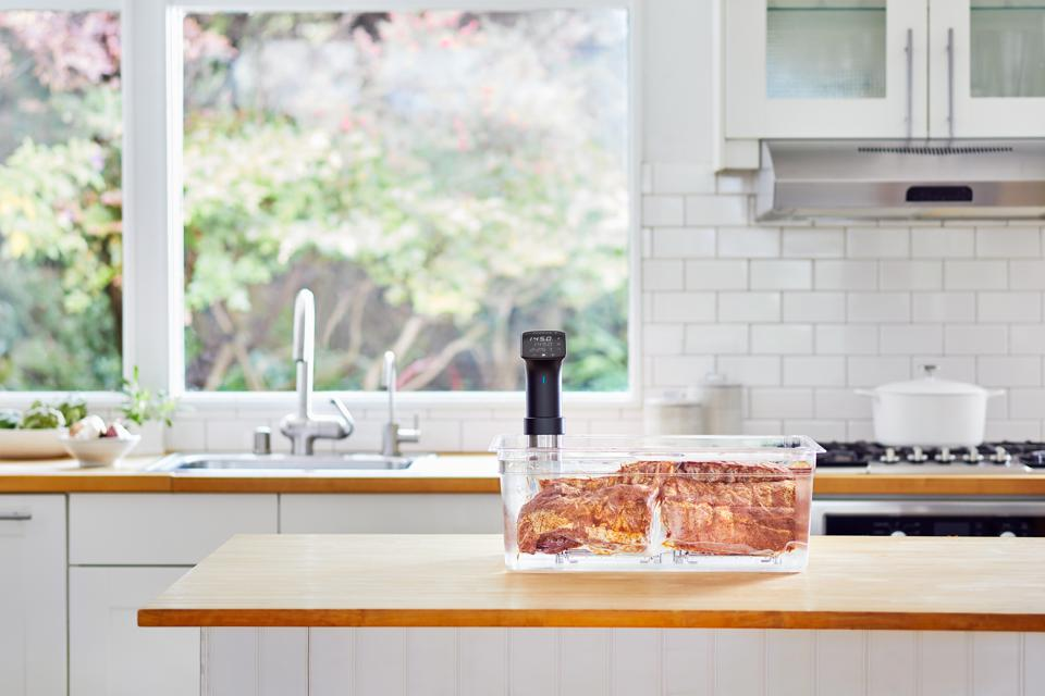 sous vide device from Anova