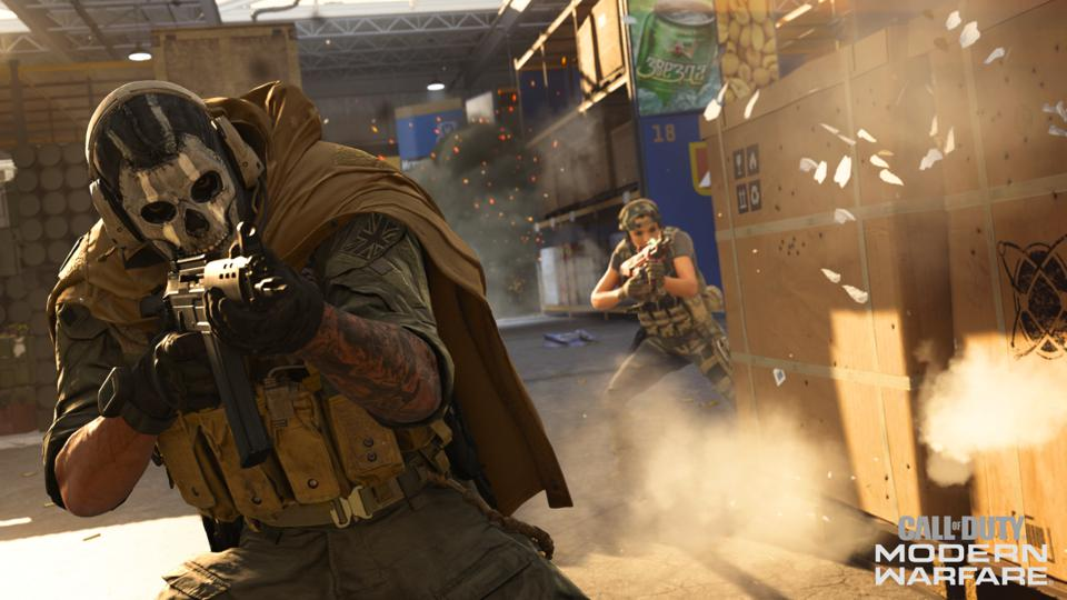 There S A Mysterious New Classified Mode In Call Of Duty