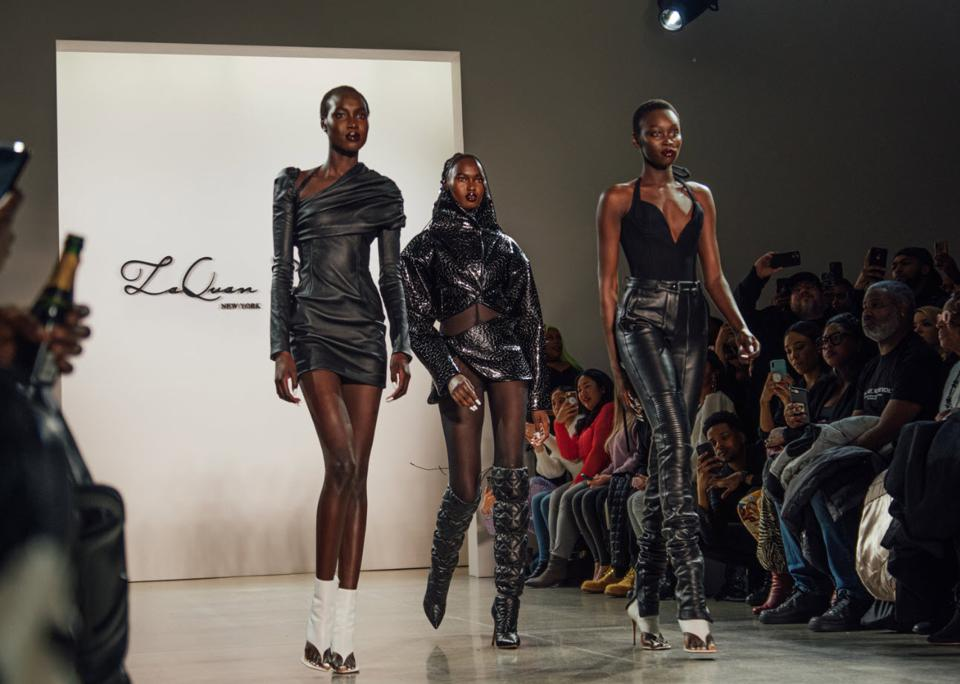 Fashion Designer Laquan Smith Finds Inspiration From Strong New York Women