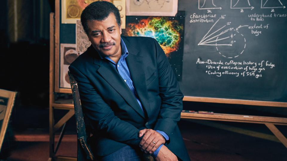 Neil deGrasse Tyson teaches scientific thinking and communication in his new MasterClass
