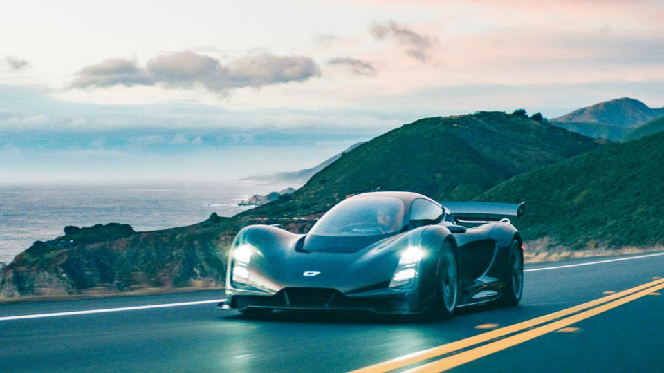 There's A New Hybrid Hypercar In Town: Meet The Czinger 21C