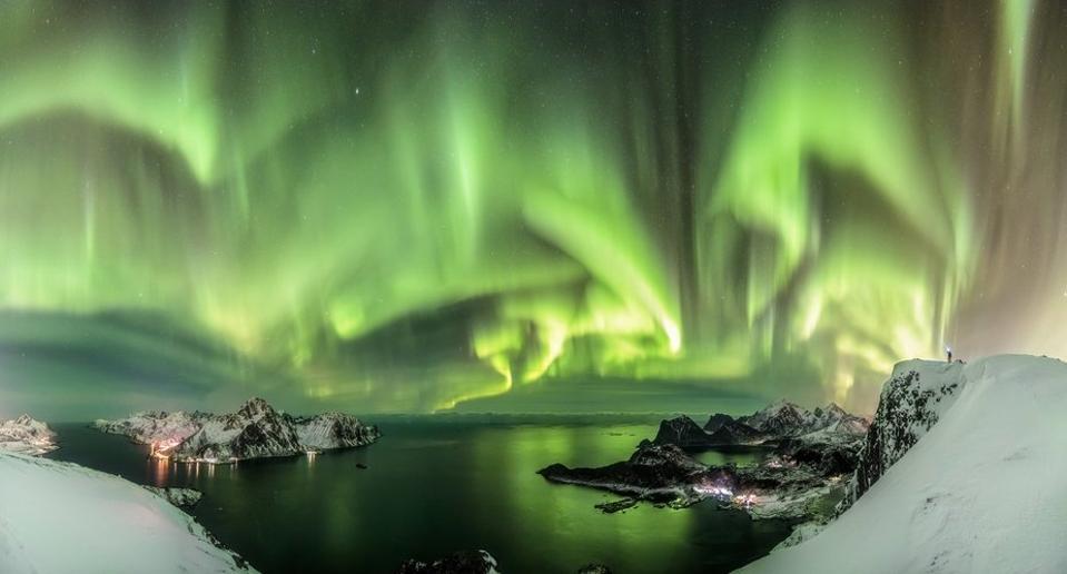 Nicolai Bruegger's image from the Lofoten Islands, Norway.
