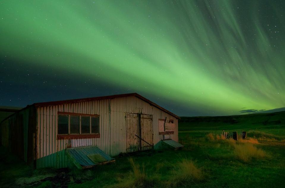 Georgios Kossieris' shot from Iceland.