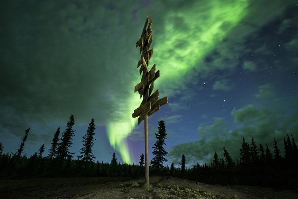 Garret Suhrie's photo from Alaska.