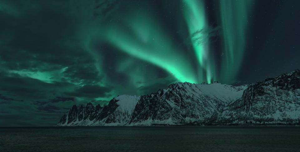 Paal Lund's image from Senja, Norway.