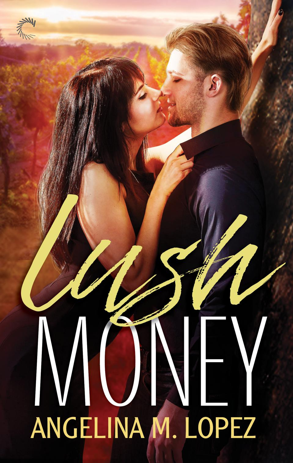romance novel book books cover carina press lush money angelina lopez