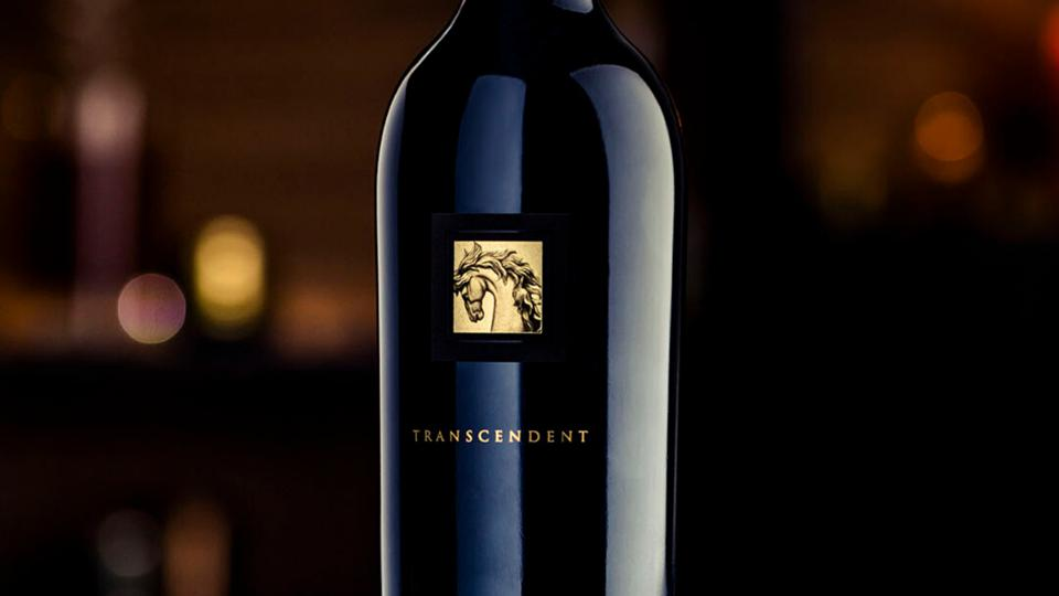 Fans of full-throttle Napa Cab will love the Transcendent by Black Stallion.