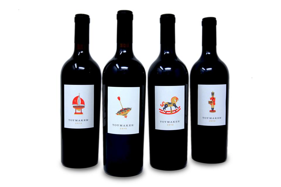 Toymaker Napa Cabernet is a ripe, delicious wine that fans of generous reds will love.