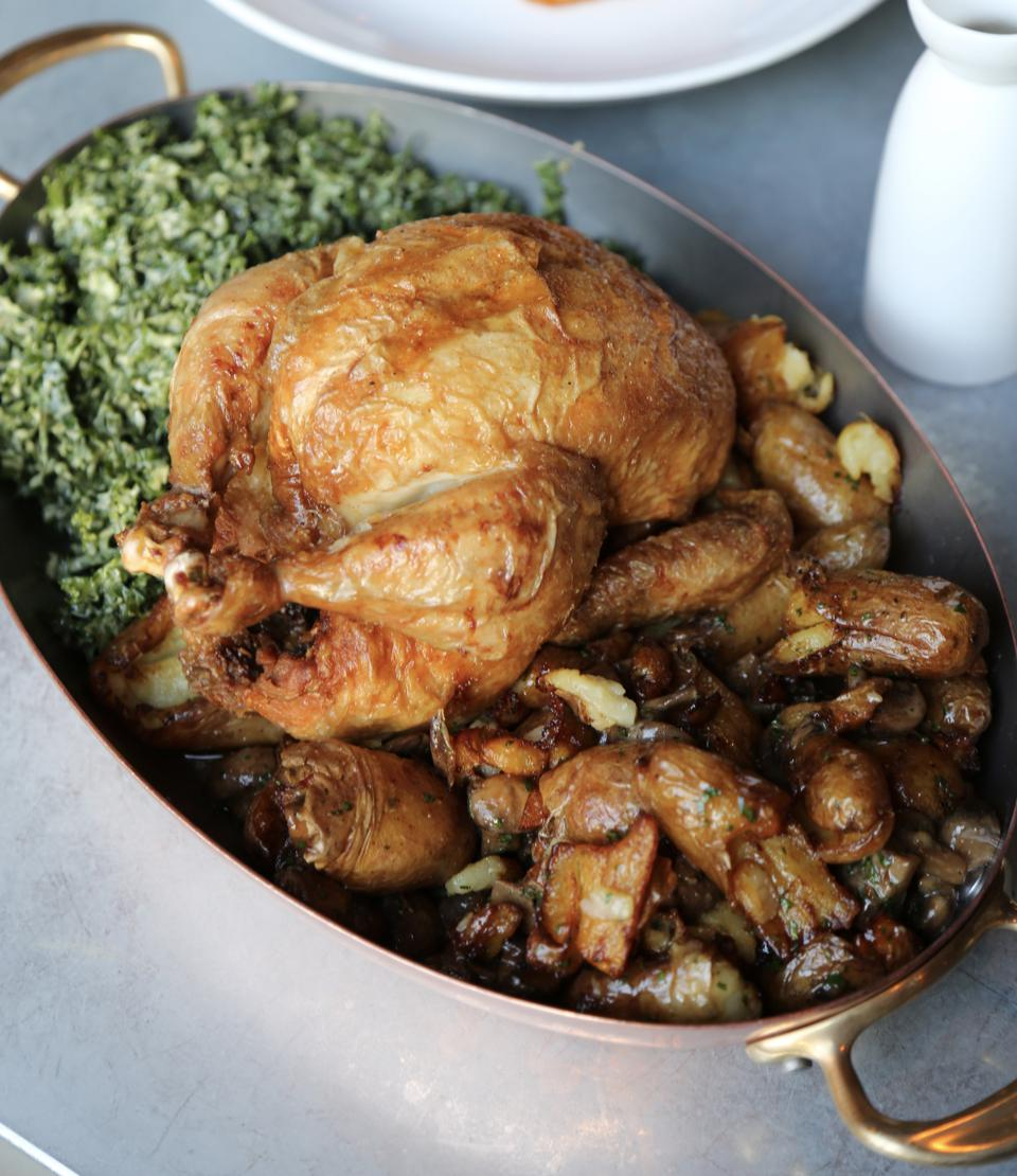Eat Like A Royal With These Incredible Whole Chicken Presentations