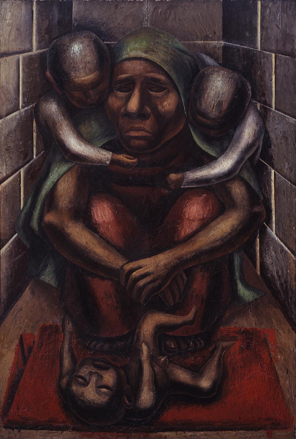 © 2020 Artists Rights Society (ARS), New York / SOMAAP, Mexico City. Reproduction authorized by El Instituto Nacional de Bellas Artes Y Literatura, 2020