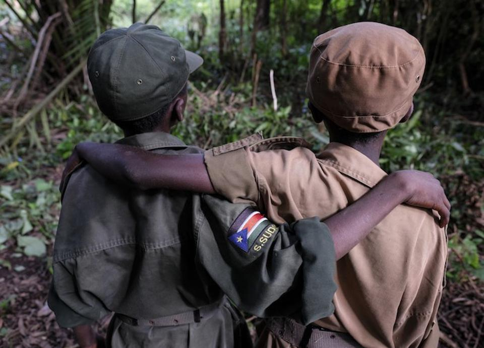 UNICEF's support for former child soldiers does not end with their release from the ranks of armed groups. Reintegration is a resource-intensive, three-year program, and costs $2,000 per child. A funding shortage threatens to undermine this program.