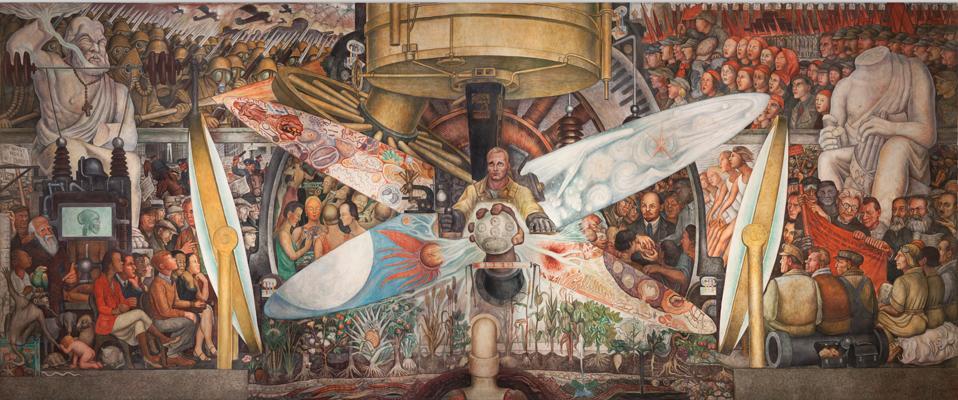 © 2020 Banco de México Diego Rivera Frida Kahlo Museums Trust, Mexico, D.F. / Artists Rights Society (ARS), New York. Reproduction authorized by El Instituto Nacional de Bellas Artes y Literatura, 2020