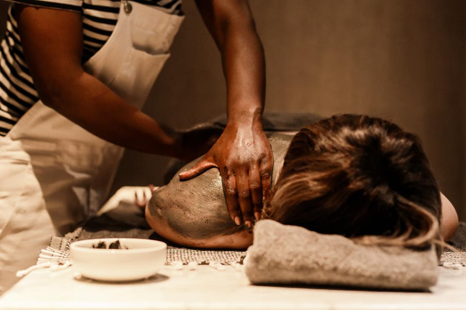 Hammam treatments at Sea Containers