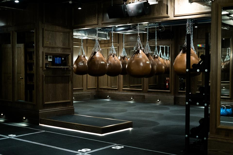Jab London boxing gym