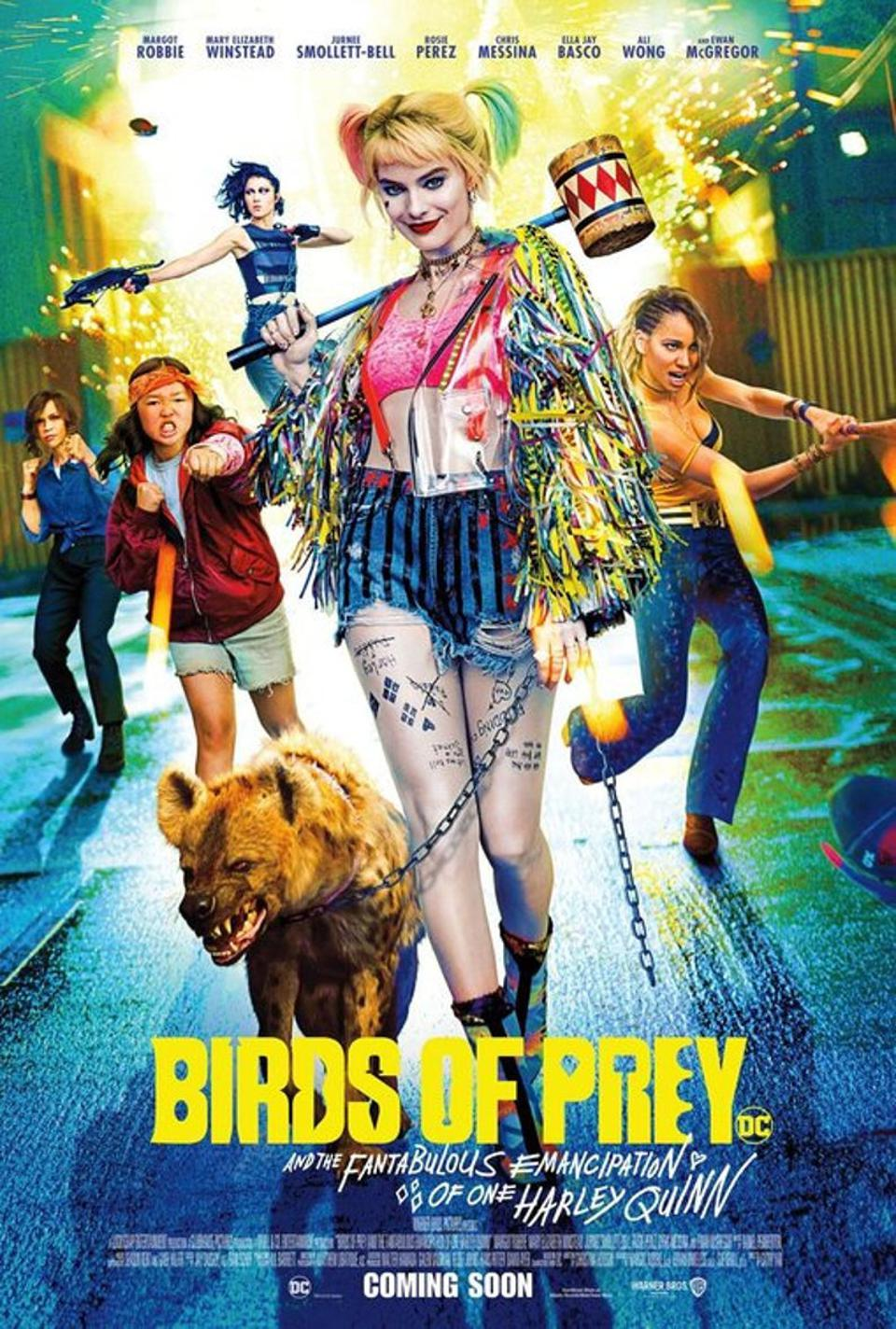Birds Of Prey Marketing Is Not To Blame For Disappointing Box Office