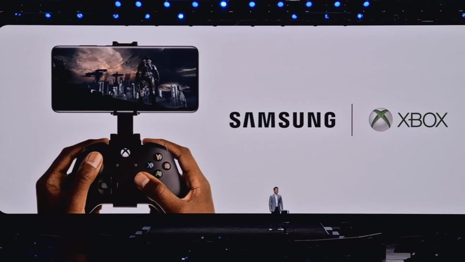 Samsung and Xbox