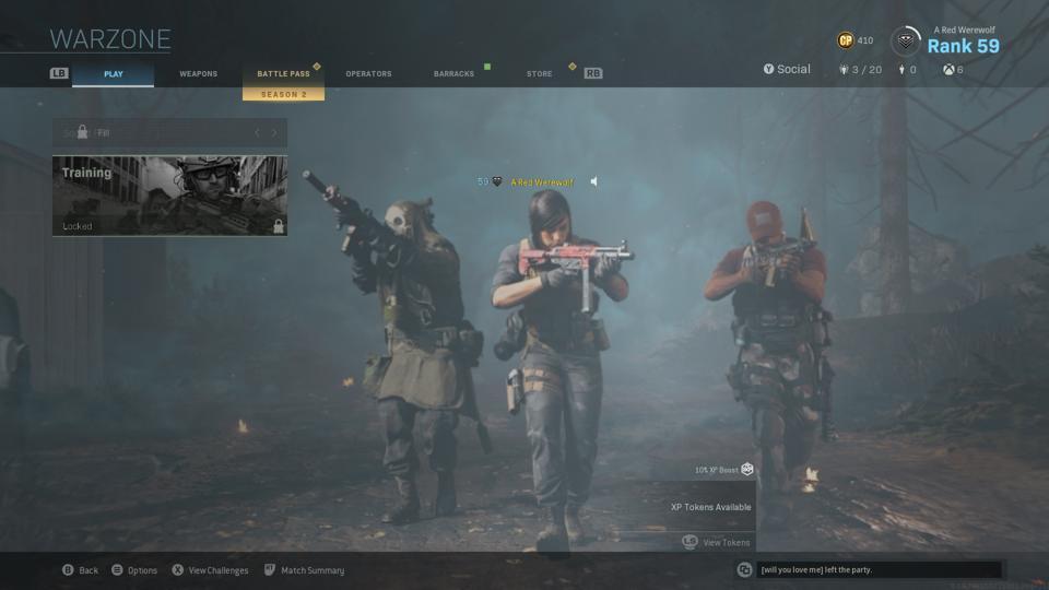 Call Of Duty Modern Warfare Player Glitches Into Hidden Warzone