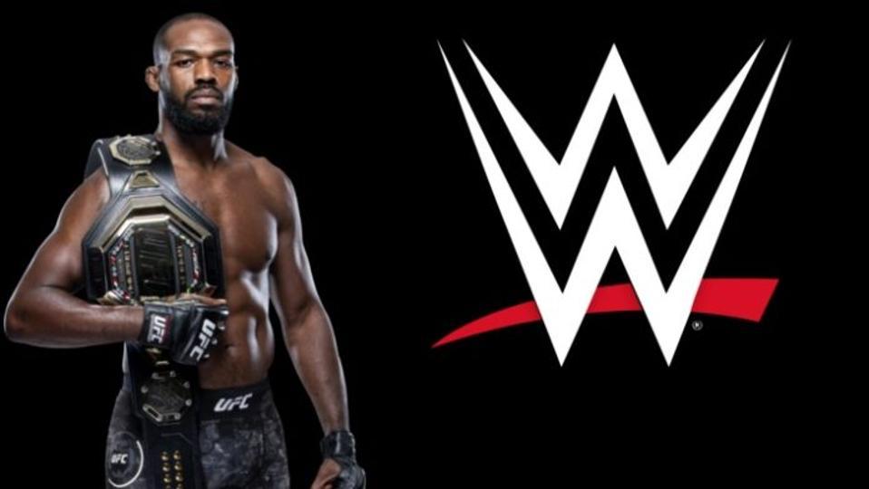 Jon Jones And A Brief History Of Top UFC Stars Flirting With WWE