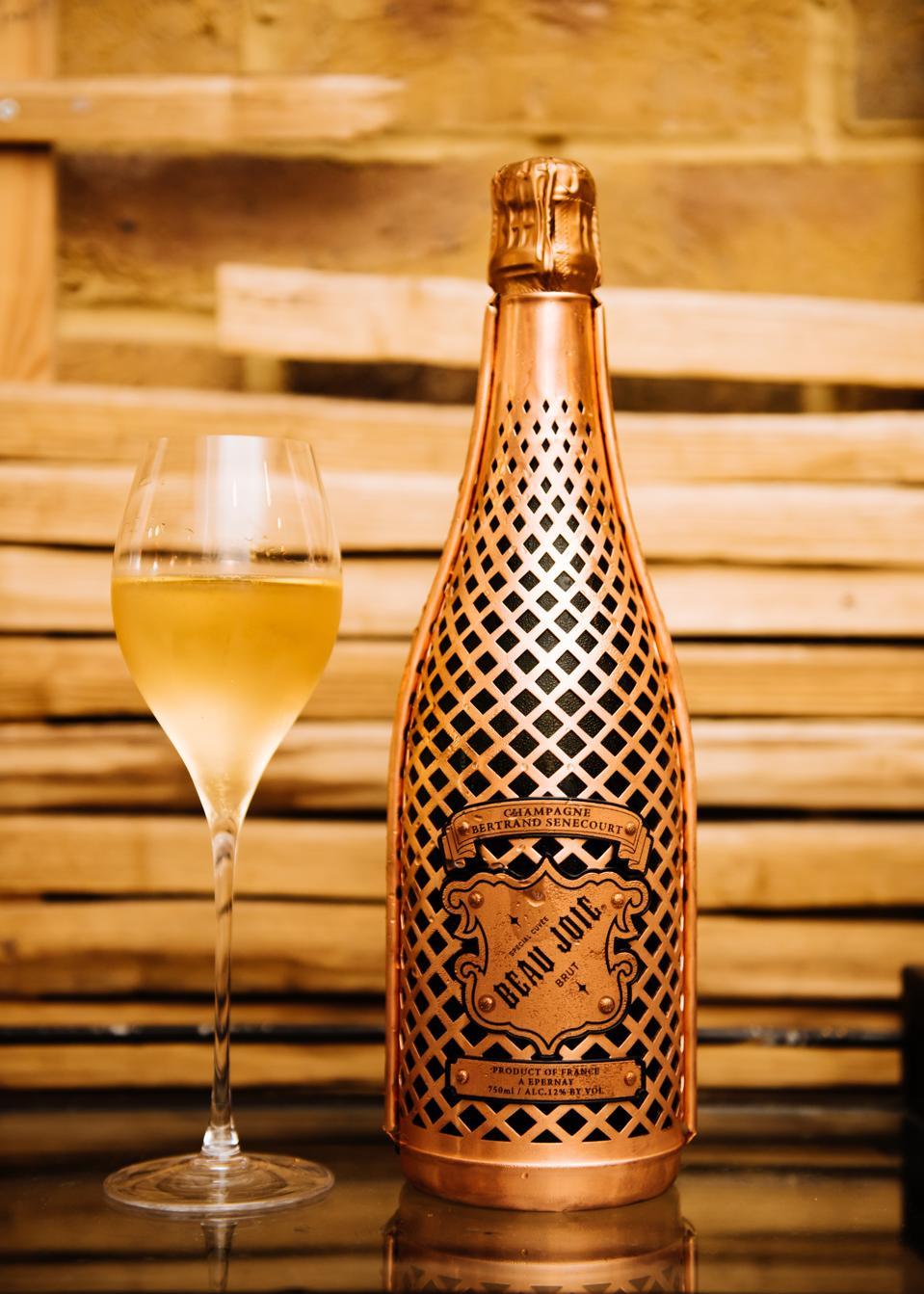 Beau Joie, Champagne, Valentine's Day