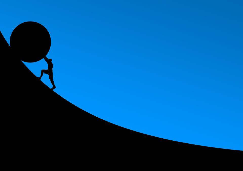 Nice try, Sisyphus