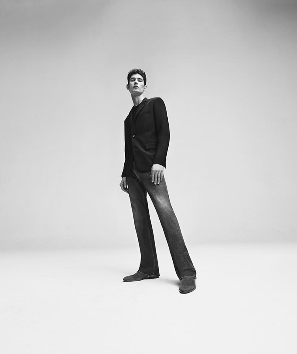 7 For All Mankind Spring/Summer '20 campaign