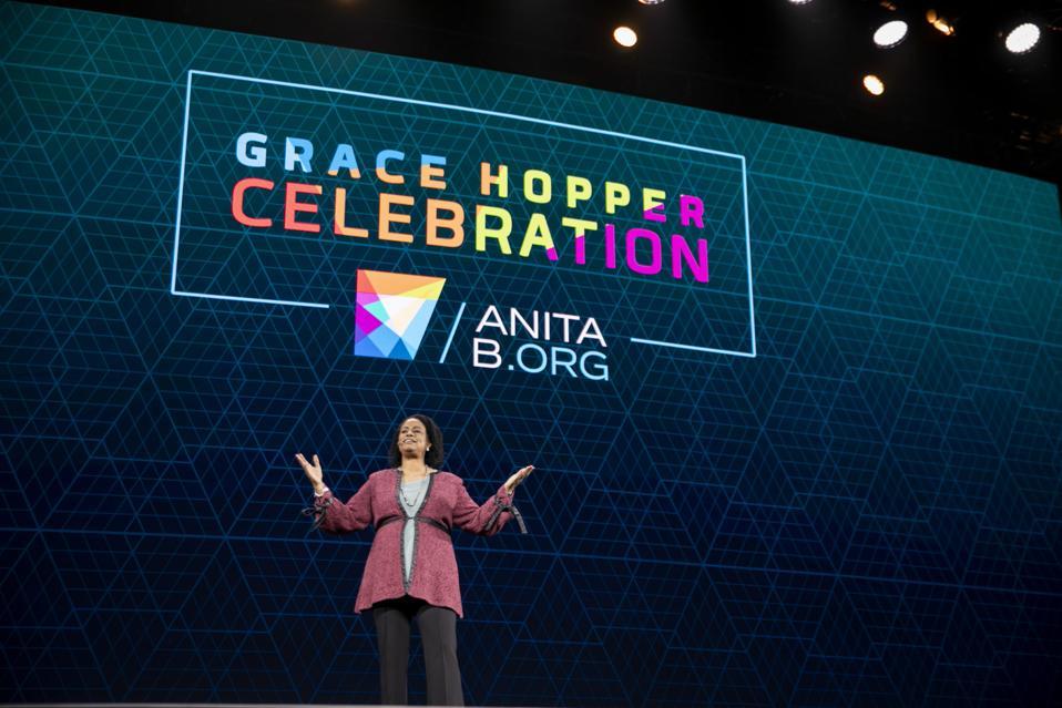 Grace Hopper Conference 2019-Brenda-keynote