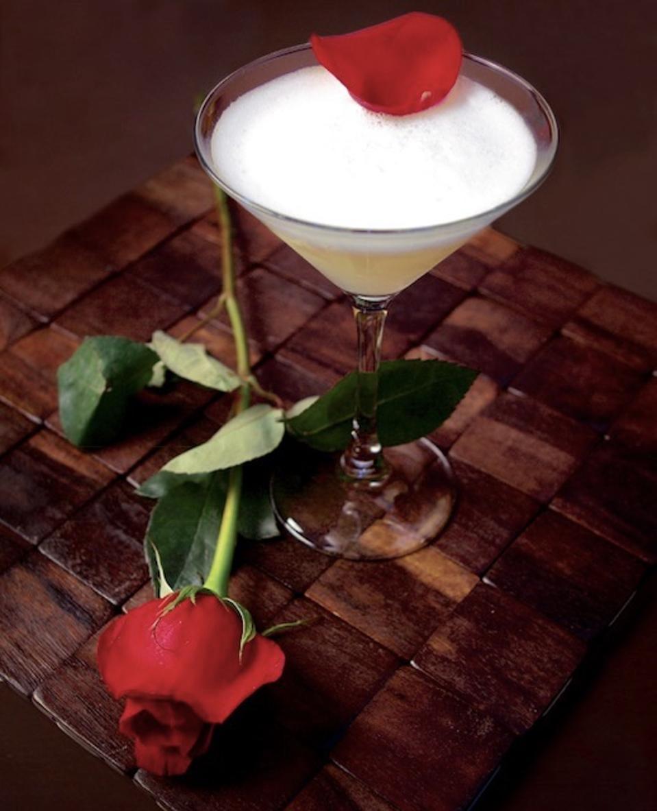 tequila Valentine's or Galentine's.