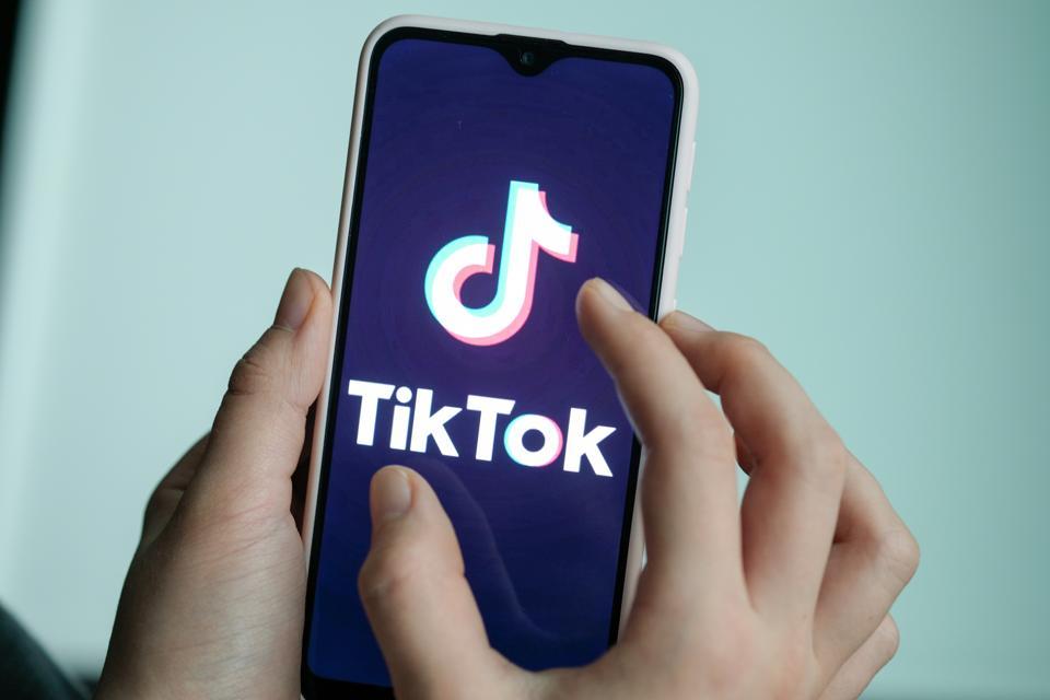 Video app TikTok